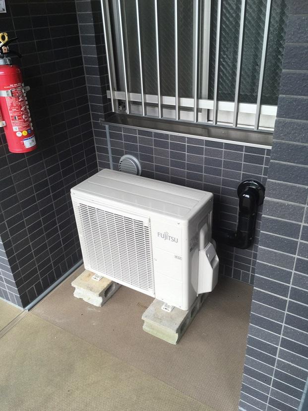 大阪市都島区 エアコン取付工事 | エアコン戦隊